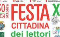 Festa del lettori Galatina 2014